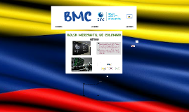 Copy of BMC, Bolsa Mercantil de Colombia