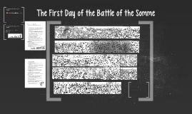 The First Day of the Battle of the Somme - Joe Sacco