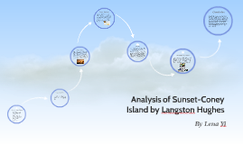 Analysis of Sunset-Coney Island by Langston Hughes