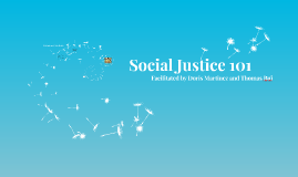 Social Justice 101