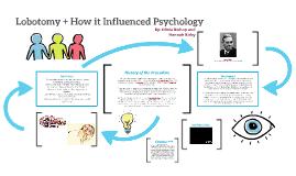 Lobotomy + How it Influenced Psychology