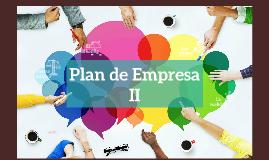 2ª parte Plan de Empresa