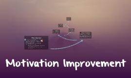 Motivation Improvement