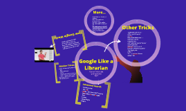 Copy of Google Like a Librarian!