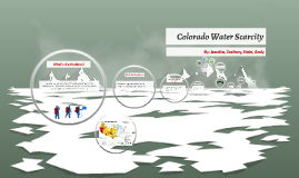 Colorado Water Scarcity