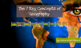 SPICESS: 7 Key Concepts of Geography