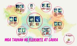 """Mervi I. Combes Kagamitang Pampagtuturo Batay sa """"Mga Tauhan ng Florante at Laura"""" ni Monleon"""