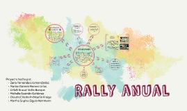 Rally anual
