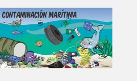 CONTAMINACIÓN MARÍTIMA