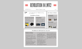 REVOLUTION IN LWFC!