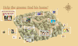 Help the gnome find his home!