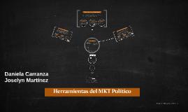 Herramientas del MKT Político