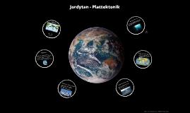 Jordytan - Plattektonik