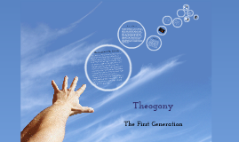 Theogony: The First Generation