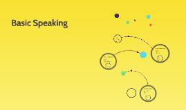 Basic Speaking