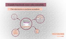 Usando Facebook como aula extendida
