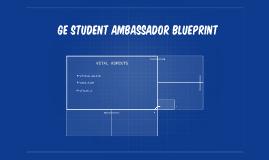 GE Student Ambassador Blueprint