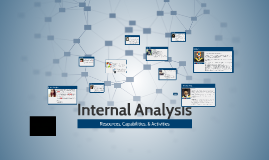 Copy of Internal Analysis