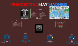 PRESIDENTIAL MAY MADNESS