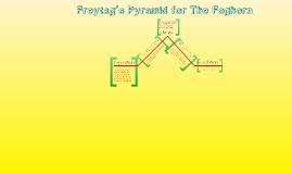 Freytags pyramid, the Foghorn