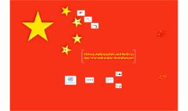 Chinas Außenpolitik