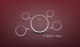 Problem Ideas
