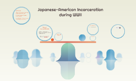 Japanese-American Incarceration during WWII