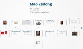 Copy of Mao Zedong