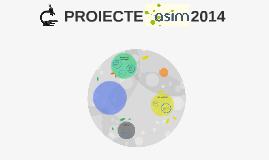 PROIECTE ASIM 2014