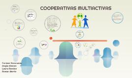 COOPERATIVAS MULTIACTIVAS