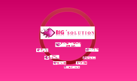 big's solution