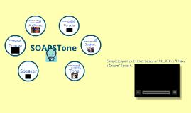 Copy of SOAPSTone