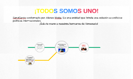 Copy of Copy of ¡TODOS SOMOS UNO!