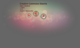 Creative Commons litsents