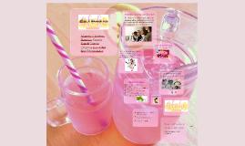 Aloha, la limonada rosa