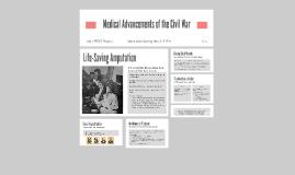 Medical Advancements of the Civil War