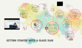 Getting started with a class blog