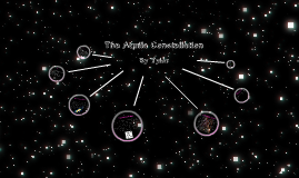 The Aquila Constellation