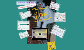 Crime and Labelling