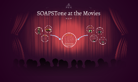 SOAPSTone at the Movies
