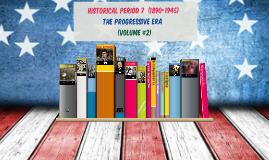 HP 7 The Progressive Era (Vol.#2)