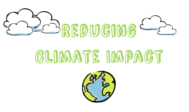 Reducing Climate Impact