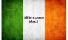 Bibliotekarstwo Irlandii