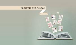 Copy of EL METAL DEL DIABLO