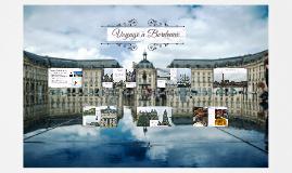 Voyage à Bordeaux