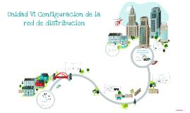 Copy of Unidad VI Configuración de la red de distribución