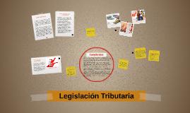 Legislacion tributaria ISLR