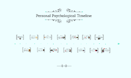 Personal Psychological Timeline