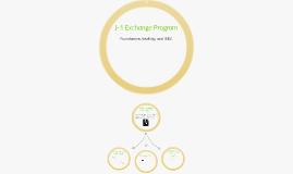 J-1 Exchange Program