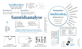 Samtidsanalyse